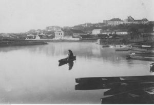 Łomża. Panorama miasta 1918-1939