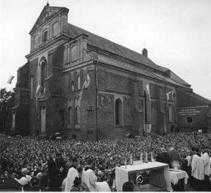 Obchody Tysiąclecia Chrztu Polski w Łomży
