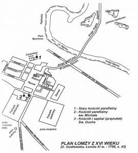 Mapy łomżyńskie