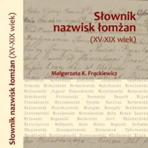 Słownik nazwisk